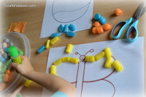 DIY Paques bricolage Playmais2