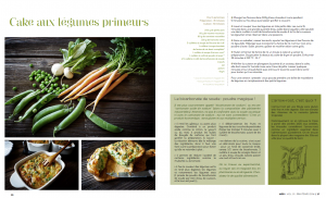 NIEPI magazine sans gluten recette salée Bouillondidees
