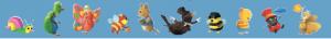 20 ans des drôles de petites bêtes  en tete Bouillondidees