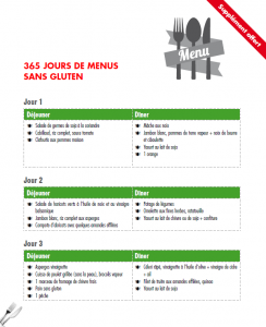 Bonus Ma bible alimentation sans gluten  P1 Bouillondidees