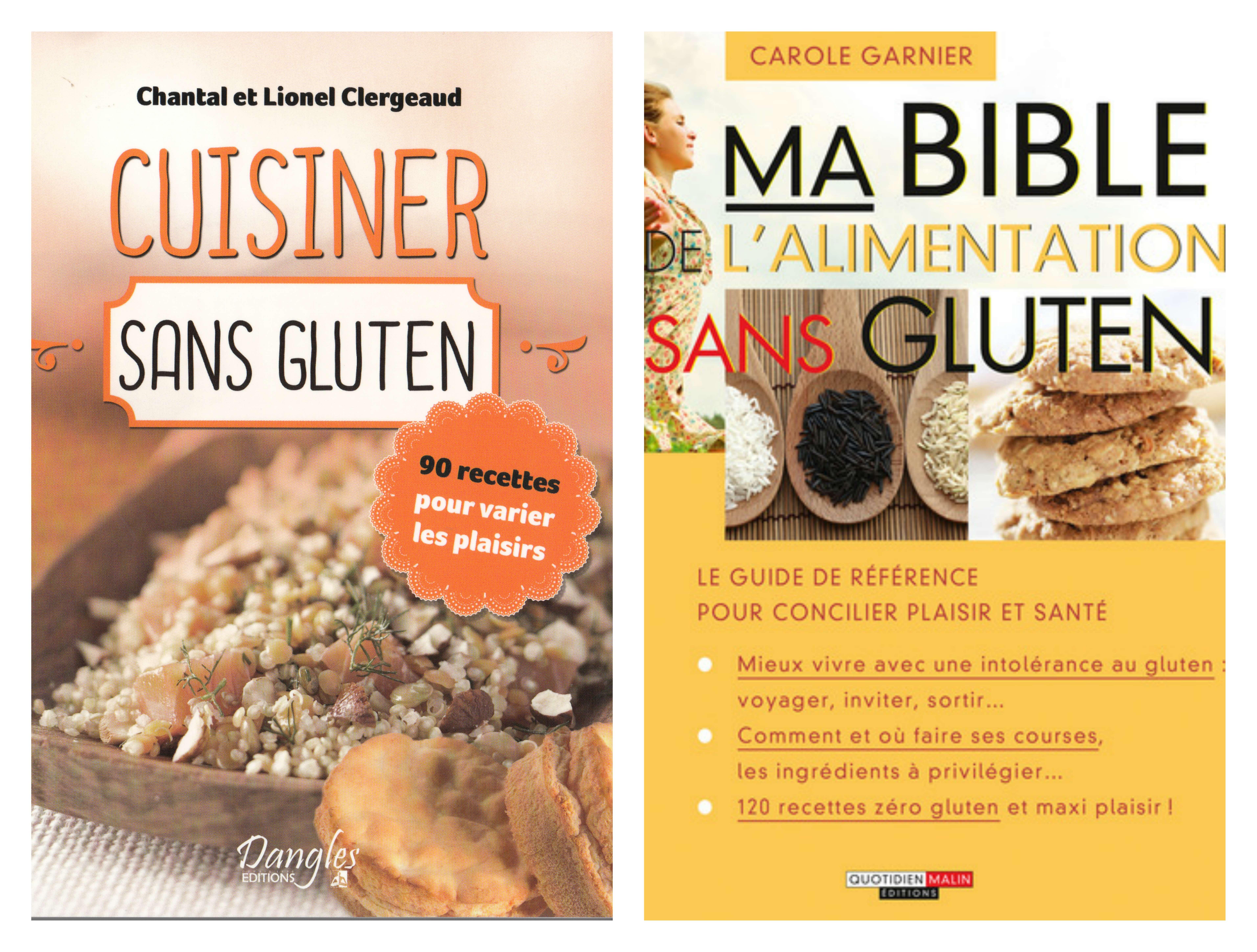 deux nouveaux livres de recettes sans gluten dans ma cuisine. Black Bedroom Furniture Sets. Home Design Ideas