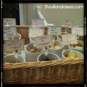 La maison du sans gluten Degustation  Bouillondidees