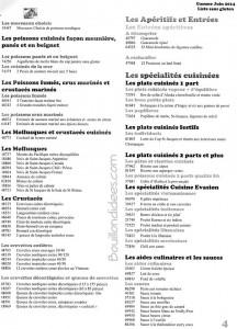 Liste 4 picard produits sans gluten JUIN14 Bouillondidees
