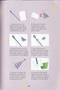DIY Noel Sapin avec cure-pipe