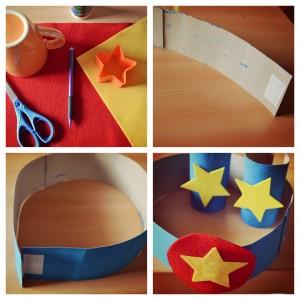 DIY Super Heros ceinture Bouillondidees