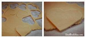 Bugnes sans GLO carnaval beignets sans GLO gluten lait oeuf (pâte decoupe) Bouillondidees