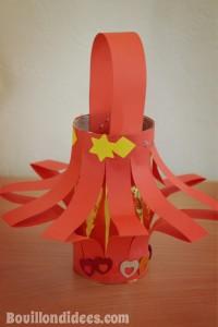 DIY Nouvel an Chinois lanternes rouleau papier toilette Bouillondidees