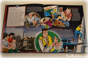 Livre Super Héros la Grande Imagerie Fleurus Spiderman Bouillondidees