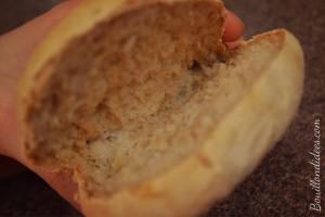 Pitas petits pains sandwich buns sans GLO (gluten, lait, oeuf) mie moelleuse  Bouillondidees