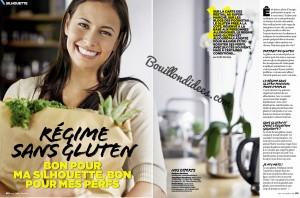 Vital Magazine  p1 2 article régime sans gluten Bouillondidees