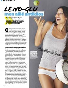 Vital Magazine  p5 article régime sans gluten Bouillondidees