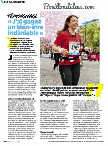 Vital Magazine  p9  article régime sans gluten Bouillondidees