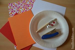 DIY Paques Panier fabriqué avec une assiette carton Bouillondidees