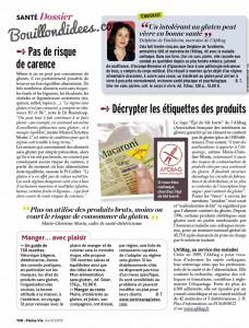 Pleine Vie avril 2015 gluten 5  revue de presse Bouillondidees