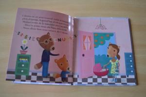 Livre Coin lecture Arrivée d'une petite soeur Cabotin chut les enfants lisent Bouillondidees