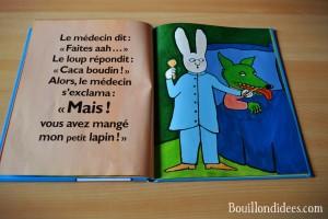Livre Coin lecture Caca Boudin Blake chut les enfants lisent 5 Bouillondidees