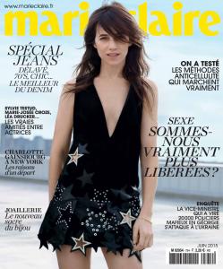 Marie Claire Juin 2015 sans gluten UNE