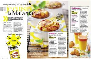 Vital Food dossier Maizena sans gluten revue de presse Bouillondidees