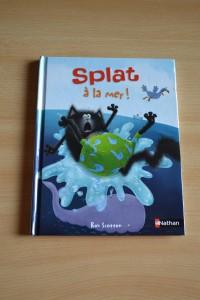 Splat à la mer (Editions Nathan)
