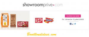 vente privée Showroomprivée Chips Toogood et bonbons Jelly Belly  sans GLO (gluten, lait, oeuf)