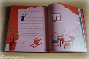 Livre Coin lecture Mon premier Larousse des contes extrait 2 chut les enfants lisent Bouillondidees