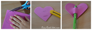 DIY Rentrée Customiser vos crayons avec feuille mousse étape Bouillondidees