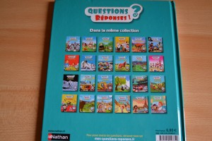 """Nathan collection """"Questions ? Réponses !"""""""
