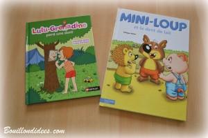 Livre Coin lecture Spécial dents de lait chut les enfants lisent Bouillondidees