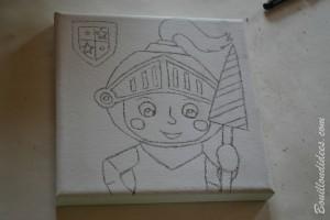 Test tableau Je peins comme un grand Fleurus (loisirs créatifs enfants) Bouillondidees 3
