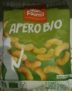 "biscuits ""Apéro Bio de Mon Fournil"""