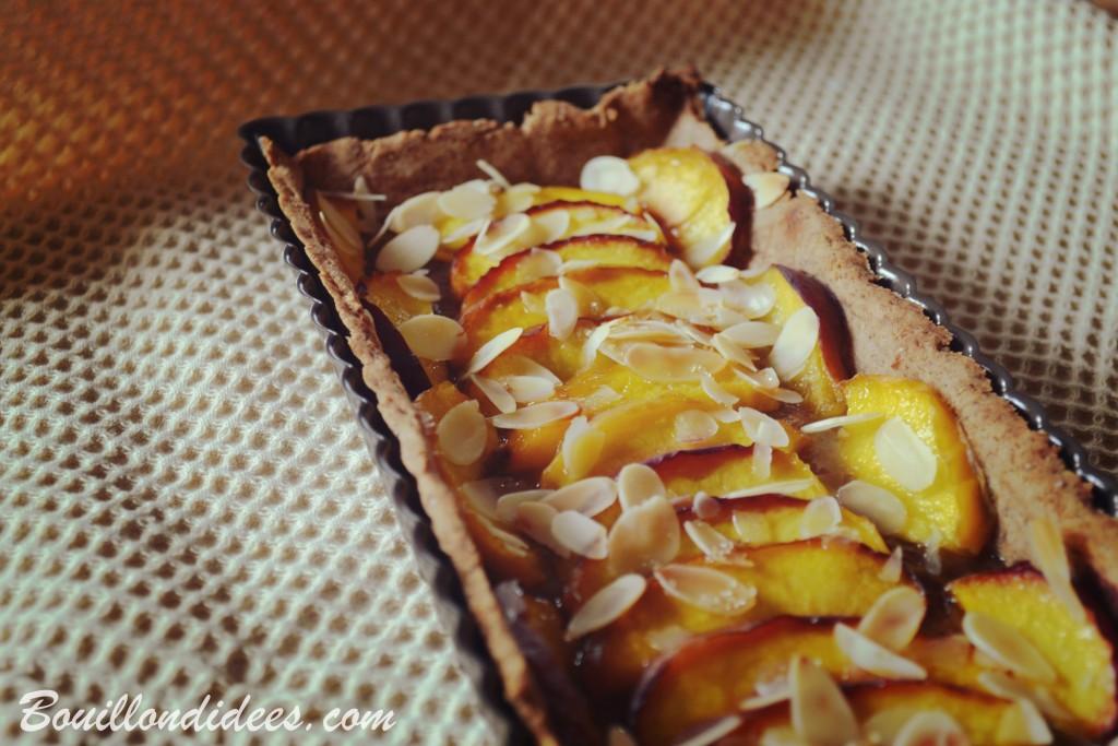 15 recettes sans gluten, sans lait (sans lactose ni PLV) et sans œuf (vegan) pour cet été : une tarte sans gluten express aux bons fruits d'été