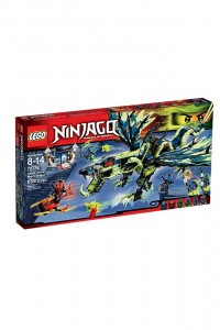 L'attaque du Dragon, Lego Ninjago (TOP 10 Noel 2015)