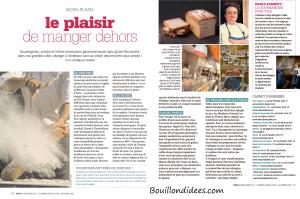 magazine Hors Serie Régal sans gluten - bonnes adresses