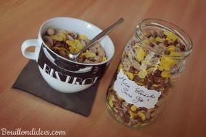 Mix céréales Maison Bouillondidees
