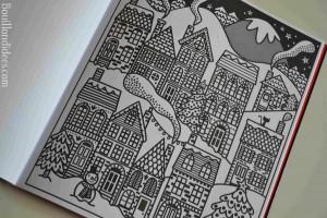 La peinture magique Noël (Editions Usborne)