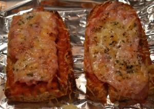 La Baguette sandwich sans gluten de Glutabye