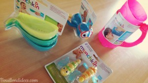 Munchkin, marque américaine de puériculture (jouets pour le bain) Concours Bouillon d'idées