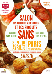 SAAPS Salon des Allergies Alimentaires et des Produits Sans