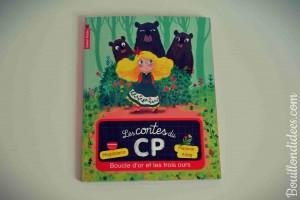 livre idées lecture Spécial premières lectures CP Pere Castor FlammarionLes contes du CP boucle d'or