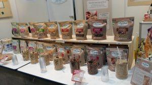 coup de coeur SAAPS (salon des allergies alimentaires et produits sans) Favrichon céréales sans gluten