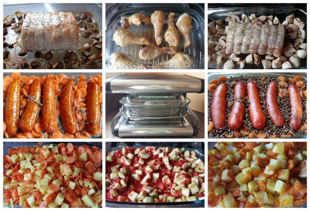 Omnicuiseur, nouveau four basse température cuisine sans gluten sans lactose Bouillondidess