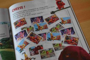 Cahiers de devoirs et d'activités pour les vacances 6-7 ans CP Ce1 Jeux vacances Angry Birds Larousse