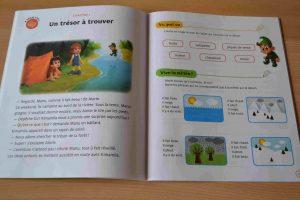 Cahiers de devoirs et d'activités pour les vacances 6-7 ans CP Ce1 les jeux de Kimamila