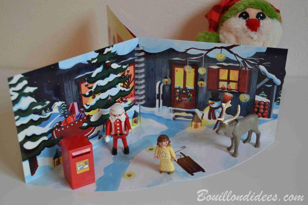 Nos idées de lecture : le livre à jouer spécial Noël, de Mademoiselle Cartonne