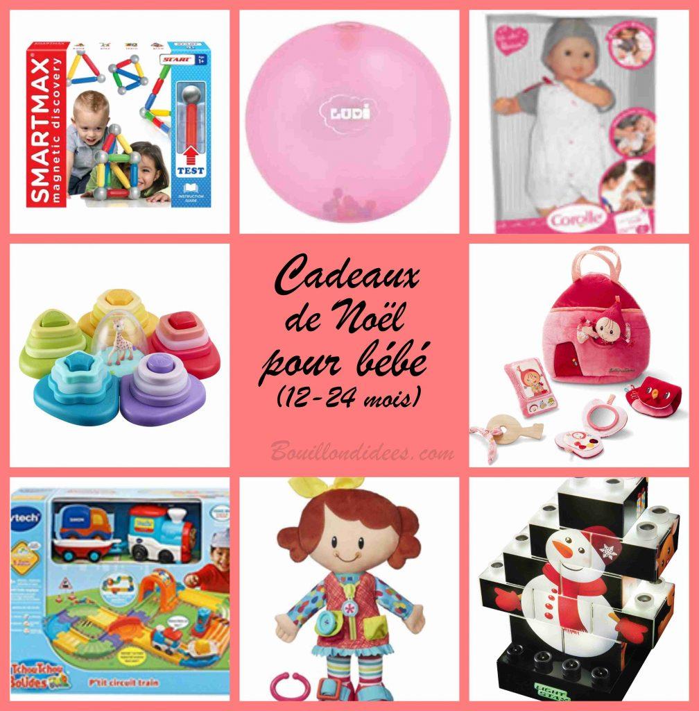Wishlist TOP cadeaux de Noël pour bébé (un an ou deux ans)