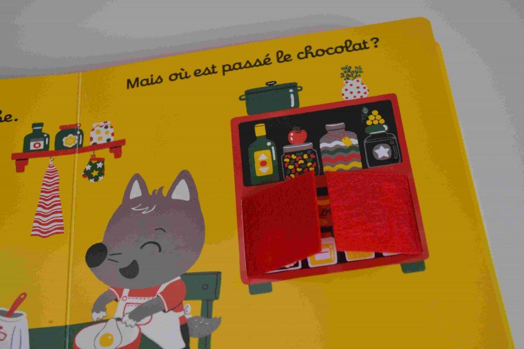 Joyeux Noël bébé loup - Petit Nathan (Nathan) Nos idées lecture des livres pour plonger bébé dans l'ambiance de Noël Bouillon d'idées