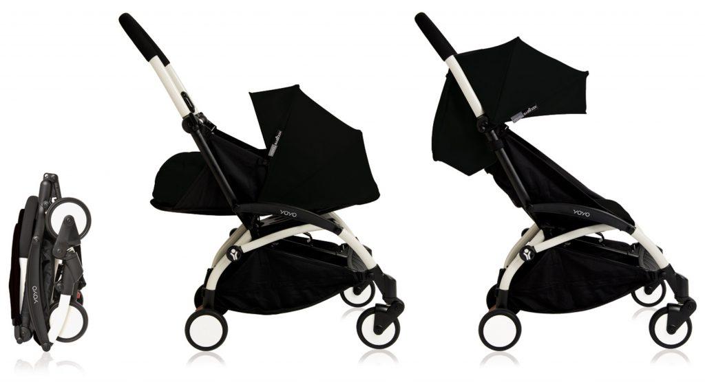 La poussette ultra légère et compacte Yoyo Babyzen (Voyager léger avec bébé, c'est possible)