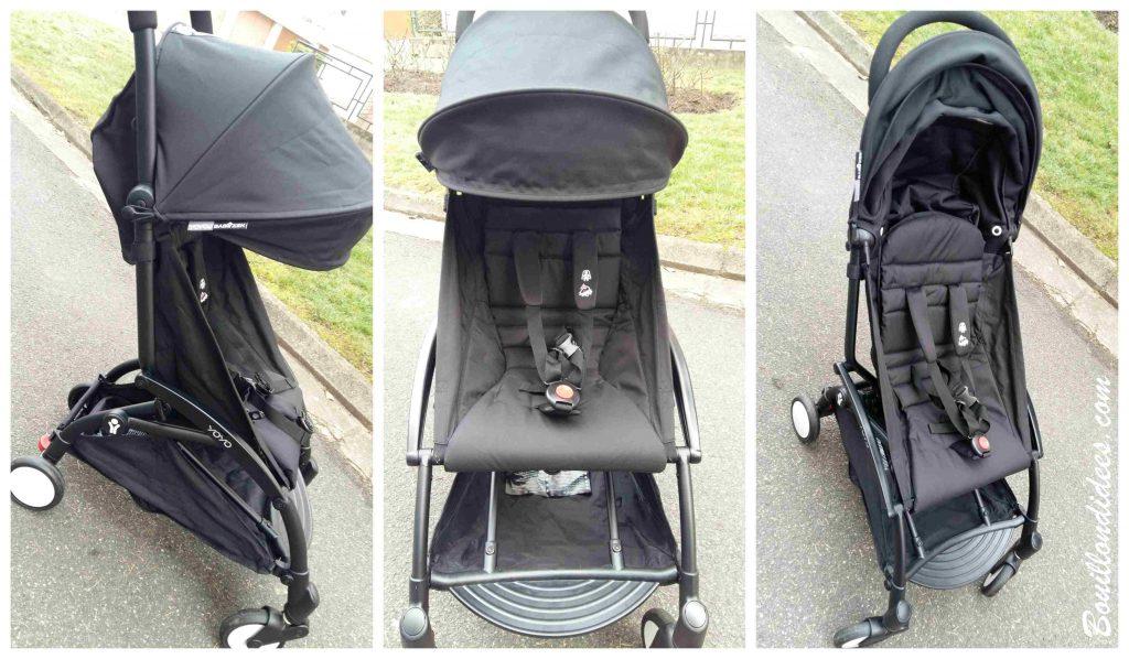La poussette compacte et citadine YOYO + de Babyzen : le top pour voyager avec bébé