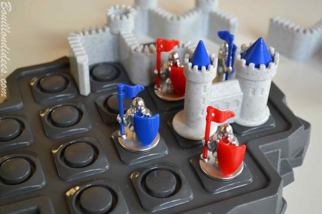 Test & Avis Jeu Forteresse de Smartgames, le jeu qui allie logique, chevaliers et histoire !