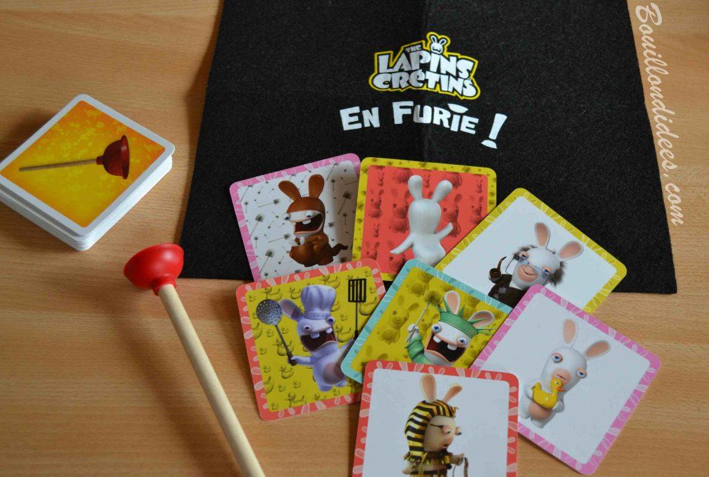 Le jeu Lapins Crétins en furie (Test & Avis) : le jeu qui amuse sans rendre crétin !
